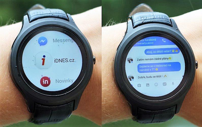 funkce chytrých hodinek NO.1 D5